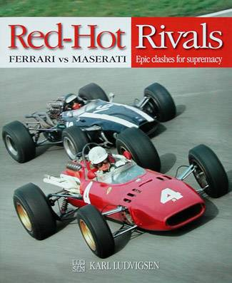 Red hot rivals: Ferrari vs. Maserati